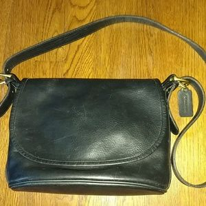 Coach vintage 4150 Fletcher saddle flap